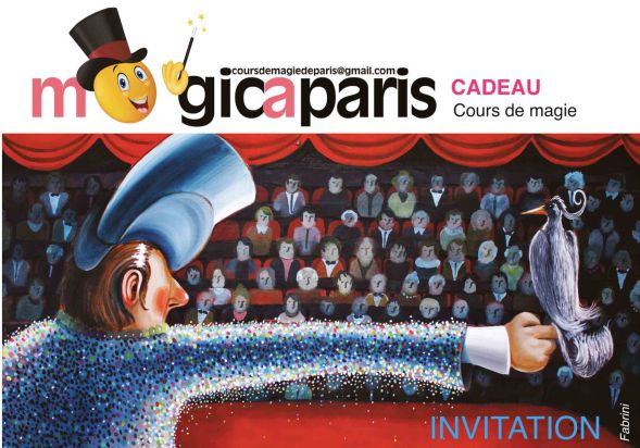 cours de magie de paris, association magicaparis, claude nops paris